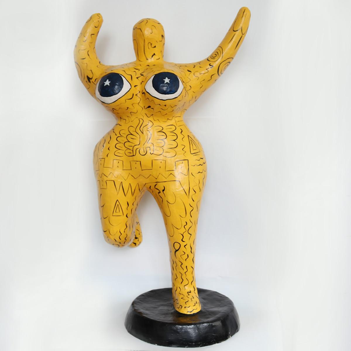 Niki de saint phalle Figur